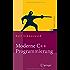 Moderne C++ Programmierung: Klassen, Templates, Design Patterns (Xpert.press)