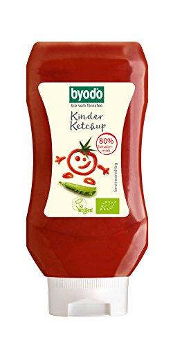 Byodo Bio Kinder Ketchup, 80% Tomate (1 x 300 ml)