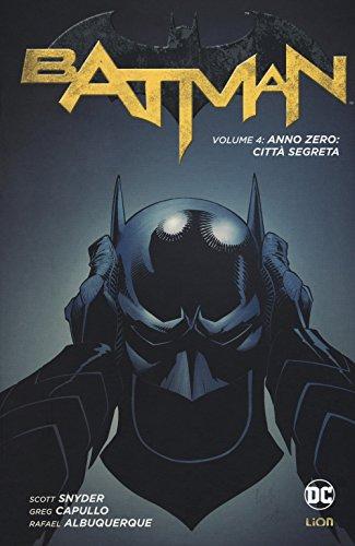Anno zero: città segreta. Batman: 4