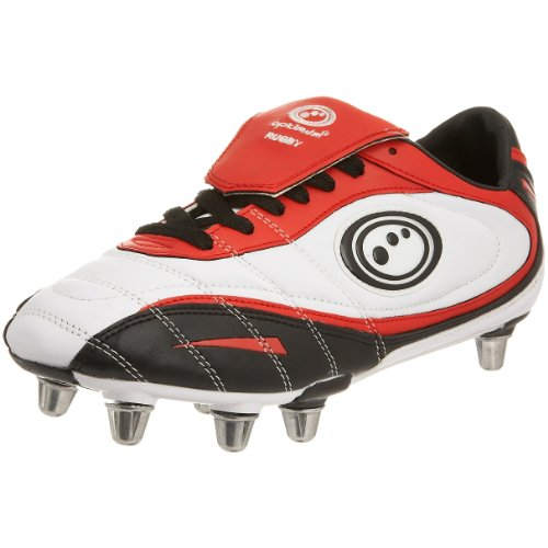Optimum Inferno, Chaussures Rugby Homme Blanc