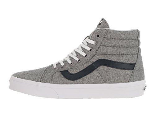 Vans Sk8-Hi Reissue Varsity Gray True White Gris