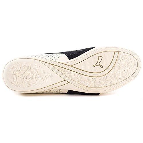 Puma - Eskiva Low, Sneaker Donna Bianco (Blanc (Whisper White/Black))