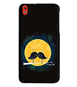 Vizagbeats Sparrow Pair Fullmoon Moonstache Back Case Cover for GOOGLE NEXUS 5X