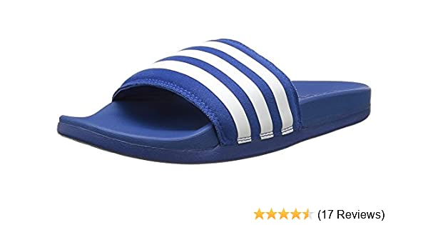 c278302c551f adidas Men s Adilette Cf Ultra Beach and Pool Shoes  Amazon.co.uk  Shoes    Bags