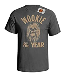 jonny cotton Wookie Of The Year Mens Movie Inspired t shirt