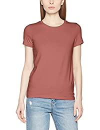 ONLY Women's Onllive Love Trendy SS O-Neck Top Noos T-Shirt
