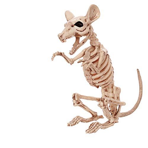 ionen Simulation Schlange Knochen Bar Filme Spukhaus Requisiten Halloween Requisiten Festival ()