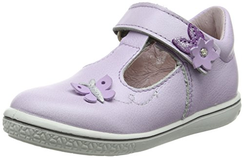 Ricosta  Candy, Mary Jane fille Purple (Lila 314)