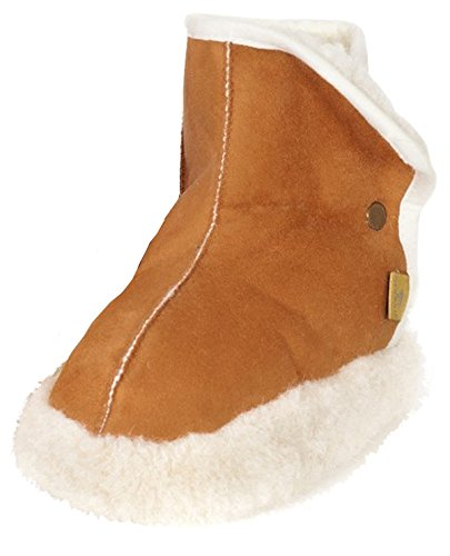 Alwero Hausschuhe Damen Winter Warme Pantoffel Herren Winter Unisex Wärme Pantoffeln (41-42, Woolnite: Fox)