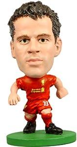 Soccerstarz - Figura con Cabeza móvil (Liverpool 73254)