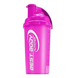 Best Body Eiweiß-Shaker Edition Frullati Verde – 1 Prodotto [Capacità: 700 ml]