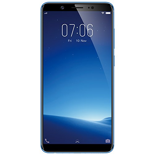 Vivo V7 (Energetic Blue, Fullview Display) with Offers