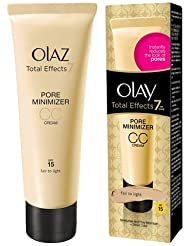Olay Total Effects 7-in-1 Pore Minimiser CC Cream Light SPF 15, 50 ml