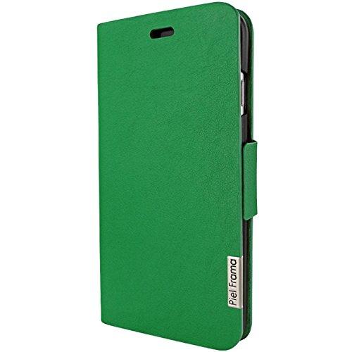 """Piel Frama """"FramaSlim"""" Lederhülle für Apple iPhone 7, verschiedene Farben (Apple Piel Green)"""