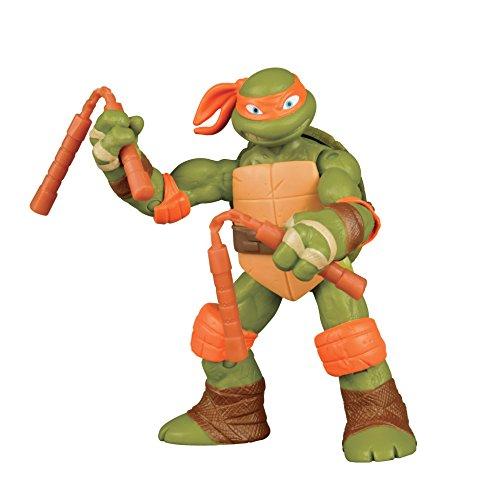 Teenage Mutant Ninja Turtles New Deco Michelangelo Figure (Ninja Turtle Mit Nunchucks)
