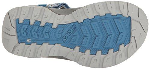 Teva Terra Fi 4 W's Damen Sport- & Outdoor Sandalen Blau
