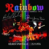 Rainbow: Deutschland Tournee  - Kölner Sporthalle (Audio CD)