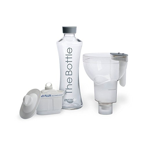 Imetec acqua the bottle fb 100 bottiglia filtrante