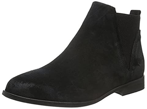 Bullboxer Damen 811E6C501 Chelsea Boots, Schwarz (Bksd), 39 EU