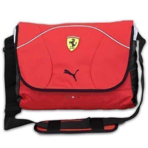 uomo-bag-puma-ferrari-laptop-messenger-scuola-tracolla-viaggio-firmato-casual-001-rosso-one-size