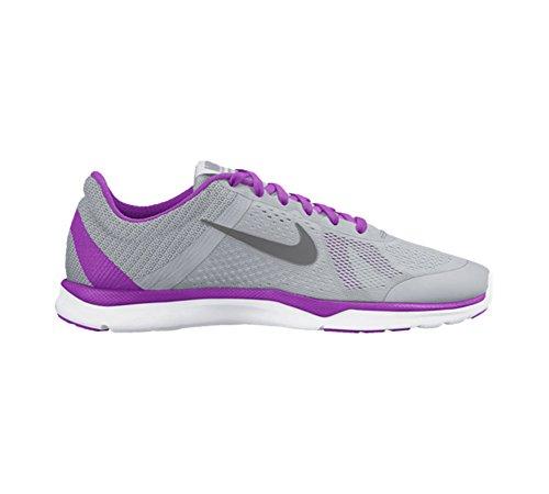 Nike Wmns Season Tr 5, Scarpe da Ginnastica Donna Grigio
