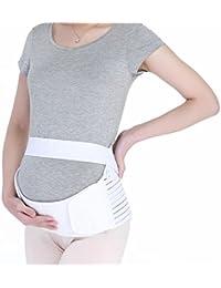 L&LQ Soporte De Maternidad Cinturón Embarazo Abdomen Vendaje De La Espalda Vendaje De Refuerzo Correa Apoyo