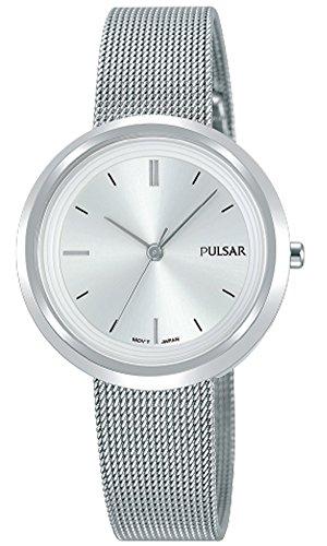 Pulsar attitude orologio Donna Analogico Al quarzo con cinturino in Acciaio INOX PH8385X1