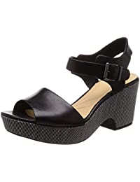 0575b56f826 Amazon.es  Piel - Sandalias de vestir   Zapatos para mujer  Zapatos ...