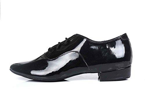 YFF Uomini sala da ballo latino Tango scarpe da ballo WZJ