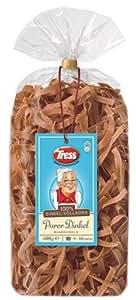 Tress Purer Dinkel Bandnudel, 4er Pack (4 x 500 g)
