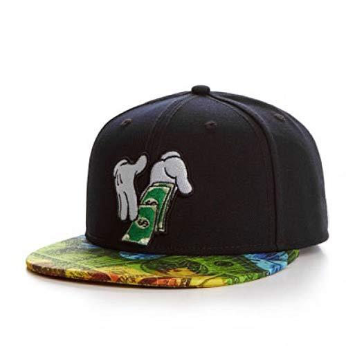 TRGFB Baseball Cap Marke Regen Maker Cap Hip Hop Headwear Gib Mir Dollar Hysteresenhut Für Männer Frauen Erwachsene Outdoor Casual Sun Baseball Cap -