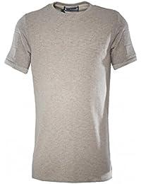 Amazon.es  camisetas rap - Beige   Camisetas   Camisetas 01f98bcd1c8