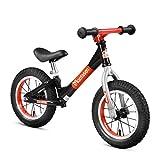 Xiaoping Kinder Baby Zwei Runden Bewegung Balance Bike für Keine Pedal Fahrrad Geeignet für 2-6 Jahre Alt (Color : 2)