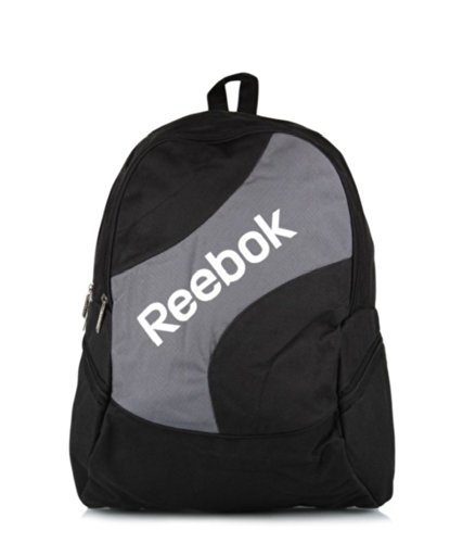 Reebok Sport di BP Back Pack zaino borsa sportiva outdoor escursioni, k35910, colore: nero