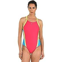 Aqua Sphere Bañador para mujer Cindy, mujer, Cindy, Red/red, 38