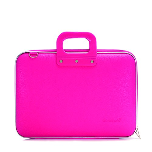 Bombata Classic Briefcase, 43 cm, 15 Liters, Pink