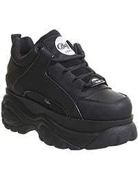 Buffalo 1339-14 2.0 Mujer Zapatos Negro