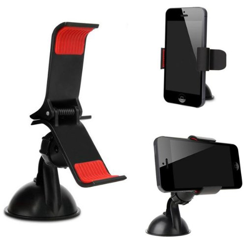 bestdealr-black-in-car-360-rotating-windscreen-suction-cradle-holder-for-general-mobile-discovery-ai
