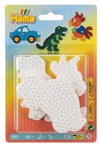 HAMA BEADS 4573 Kit de Manualidades para niños - Kits de Manualidades para niños (Kit de Manualidades para niños, Niño/niña, 3 año(s), 3 Pieza(s))