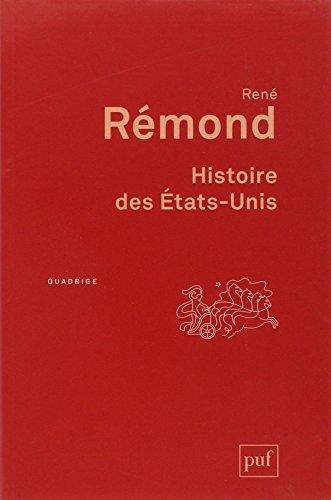 Histoire des Etats-Unis par René Rémond