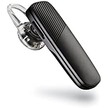 Plantronics Explorer 500 - Auriculares monoaural (Bluetooth, HD, DeepSleep), color negro