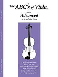 The ABCs of Viola for the Advanced, Book 3 by Janice Tucker Rhoda (1999-09-02)