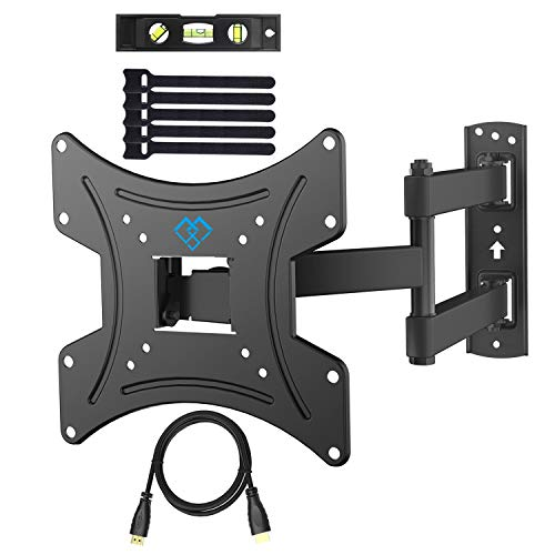 TV Wall Bracket, Swivels Tilts E...