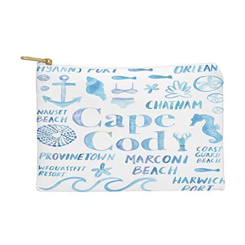 Beach Collector Cape Cod Leinwand Geldbörse Groß Herren Männer Damen Kartengeldbörse Geschenk für Männer Geschenke für Die Mädchen Junge Teenager Taschen Handtaschen