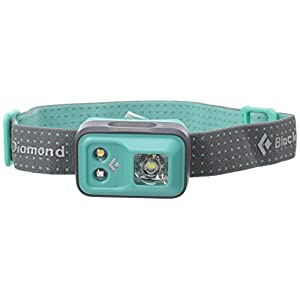 Black Diamond Cosmo Headlamp / Outdoor Stirnlampe mit Rotlicht und Dimmfunktion / Batteriebetrieben, max. 200 Lumen