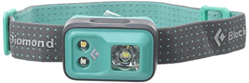 Black Diamond Cosmo Headlamp Salt Water / Outdoor Stirnlampe mit Rotlicht und Dimmfunktion / Batteriebetrieben, max. 200 Lumen