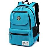 SUPA MODERN® Schultasche Wasserdichter Wanderrucksack Cooler Sportrucksack Laptop Bag Schulrucksack