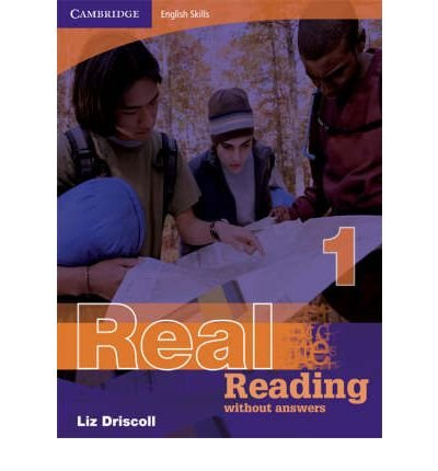 [(Cambridge English Skills Real Reading 1 without Answers: Level 1)] [Author: Liz Driscoll] published on (September, 2008)