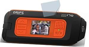 2x Drift Innovation HD170Premium Film de Protection d'écran Transparents pour de anti-reflets