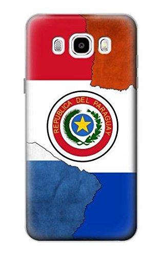 Innovedesire Paraguay Flag Case Cover Custodia per...